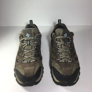 Columbia Womens Waterproof Hiking Boots Size 8.5